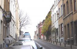 Jean van Volsemstraat. Boven links is het.