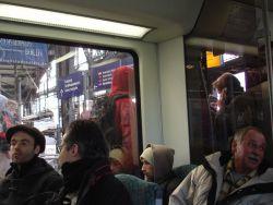S-Bahn Friedrichstrasse