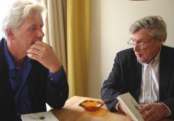 Sjoerd Kuyper en Frank Koenegracht
