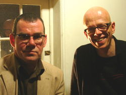 Jan Baeke en Alfred Marseille