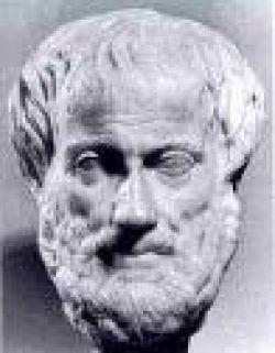 zijn leermeester Aristoteles, 384-322 v. Chr.