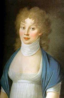 Luise door Nikolaus Lauer