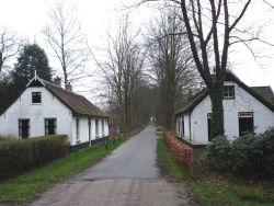 kolonistenhuisjes