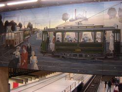 het Brusselse station Beurs