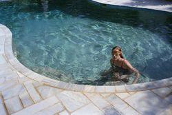 een zwembad.. voor altijd..
