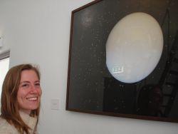 Sarah van Sonsbeeck en het universum
