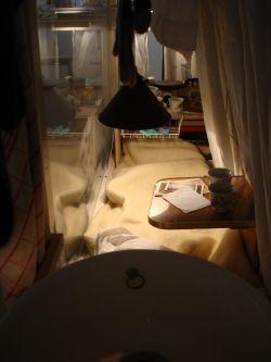 de Bewoonde vensterbank van Frank Halmans (2004), eindelijk gezien