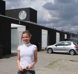 Sarahop Ijburg voor een 'Tati-huis'