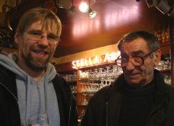 Filip Rogiers in Enghien-Edingen met ''native speaker''