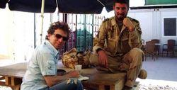Arnon Grunberg in Afghanistan