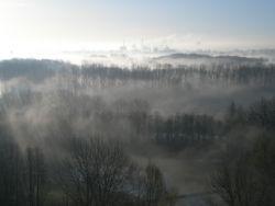 Pasen (1) - de Maasvlakte gezien vanuit Rijswijk