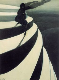 Spilliaert, Duizeling (1908)