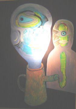 Kamagurka, Zonder titel (2005, gezien bij klein lampje)
